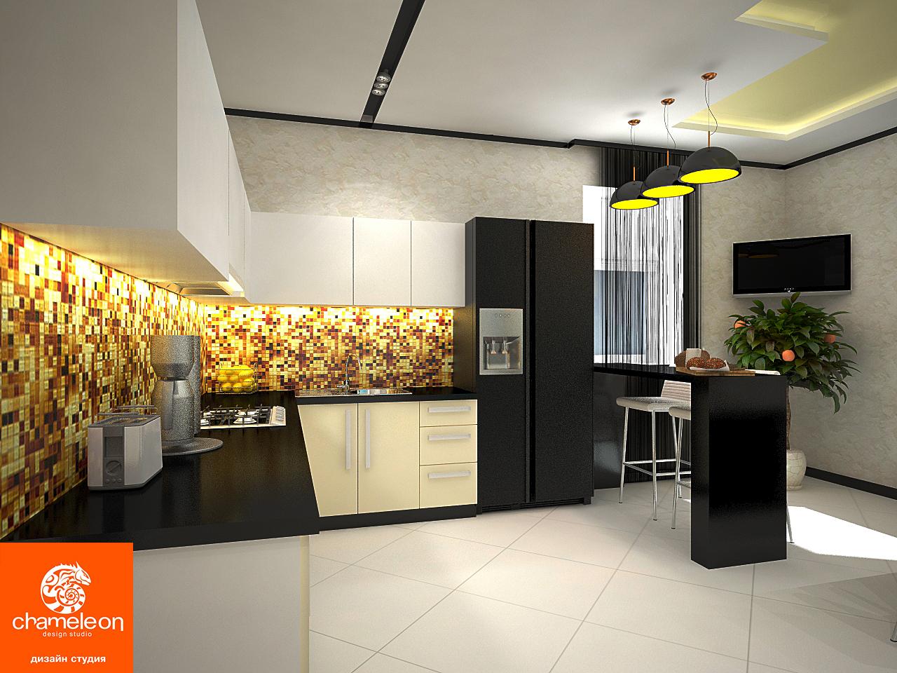 Дизайн кухни брест